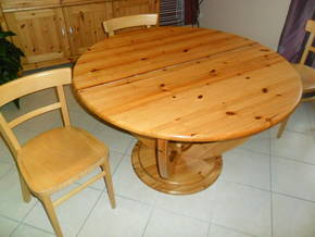 table d 39 occasion petites annonces. Black Bedroom Furniture Sets. Home Design Ideas
