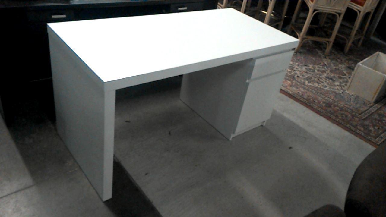 Table de bureau en néerlandais bureau tiroirs porte d occasion